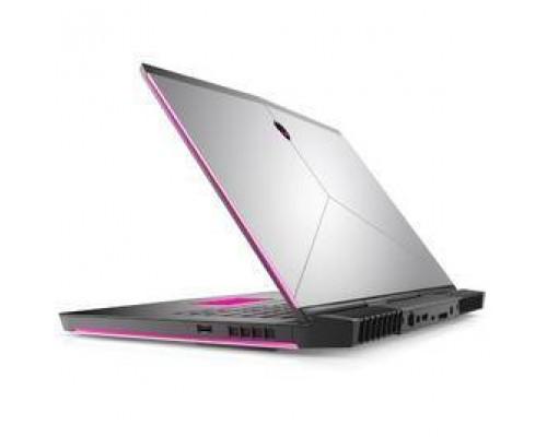 "Ноутбук Dell Alienware 15 R4 15.6"" FHD TN G-SYNC, Intel Core i7-8750H, 16Gb, 1Tb + SSD 512Gb, no ODD, NVidia GTX1070 8Gb , Win10, серебристый"
