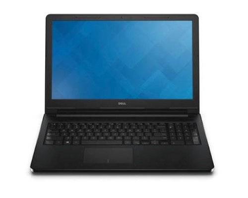 "Ноутбук Dell Inspiron 3552 15.6"" 1366x768, Intel Celeron N3060 1.6GHz, 4Gb, 500Gb, DVD-RW, WiFi, BT, Cam, Win10, черный"
