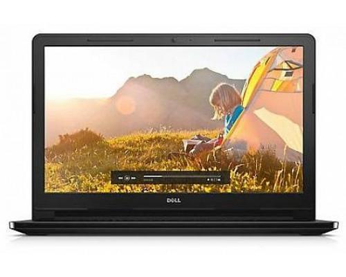 "Ноутбук Dell Inspiron 3552 15.6"" HD, Intel Pentium N3710, 4Gb, 500Gb, DVD-RW, WiFi, Linux, черный"