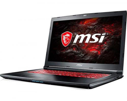 """Ноутбук MSI GL72M^7RDX-1488RU 17.3"""" FHD, Intel Core i5-7300HQ, 8Gb, 1TB+128Gb SSD, no ODD, NVidia GTX 1050 2Gb, Win10"""