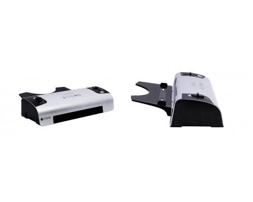 ГЕЛЕОС Ламинатор ЛМ-А4-1, А4, 2х150 (пленка 75-150мкм), 300 мм/мин, 2 вала, реверс, пласт. корпус, мах толщина 0,6мм