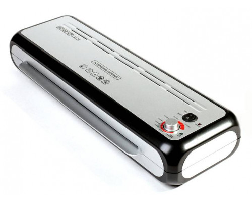 Ламинатор Office Kit L3225, A3  (60-250 мкм),  375 мм/мин., 4 вала / ламин. фото / холод. ламин / ABS Release / Китай.
