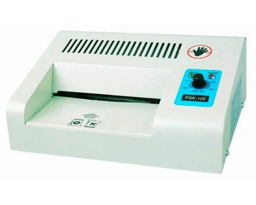 Ламинатор YIXING FGK120, формат: A6,  (до 250 мкм), 300 мм/мин., 2 вала / регулировка t С: 100-160 / Китай.