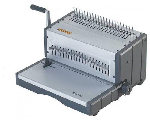 Переплетчик Office Kit B2132E / на пластиковую пружину /сшивает до 500 лст. /перфорирует 32 лст./электрический.