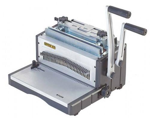 Переплетчик Office Kit B3430 / на металлическую пружину /сшивает до 120 лст. /перфорирует 30 лст.