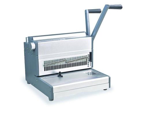 Переплетчик Office Kit B4235 / на металлическую пружину /сшивает до 120 лст. /перфорирует 35 лст.