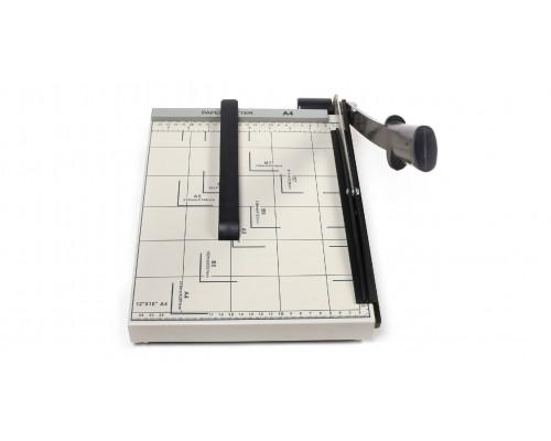 Резак сабельный Office Kit Сutter A4 / 10 листов / длина резки 300 мм / автоприжим бумаги.