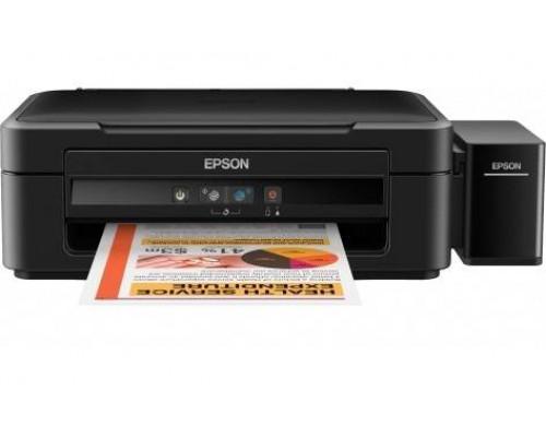 Фабрика Печати Epson L222, А4, 4 цв., копир/принтер/сканер, USB