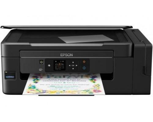 Фабрика Печати Epson L3070, А4, 4 цв., копир/принтер/сканер, USB, WiFi