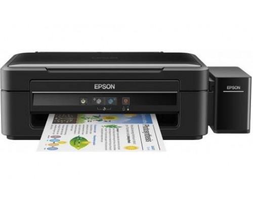 Фабрика Печати Epson L382, А4, 4 цв., копир/принтер/сканер, USB