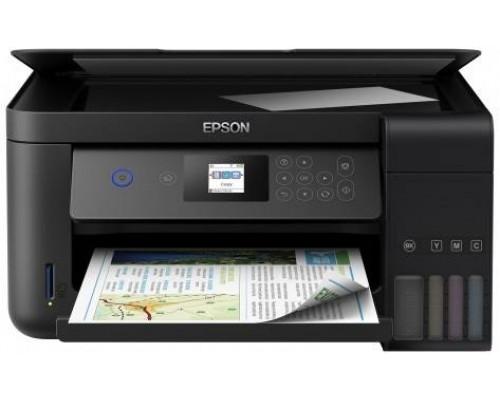 Фабрика Печати Epson L4160, А4, 4 цв., копир/принтер/сканер, Duplex, USB, WiFi Direct