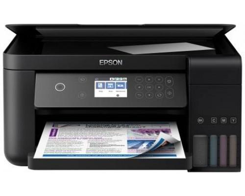 Фабрика Печати Epson L6160, А4, 4 цв., копир/принтер/сканер, Duplex, Ethernet, USB, WiFi