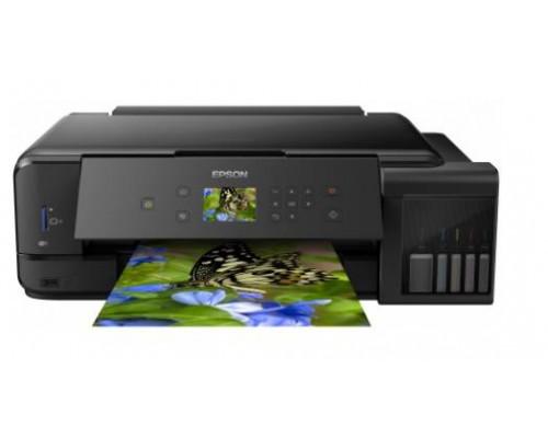 Фабрика Печати Epson L7180, А3, 5 цв., копир/принтер/сканер, Duplex, Ethernet, USB, WiFi
