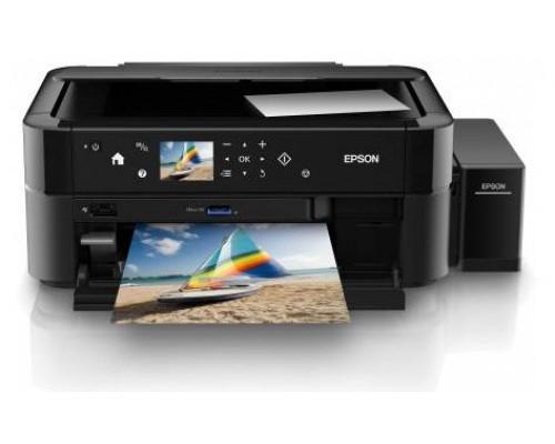 Фабрика Печати Epson L850, А4, 6 цв., копир/принтер/сканер, USB