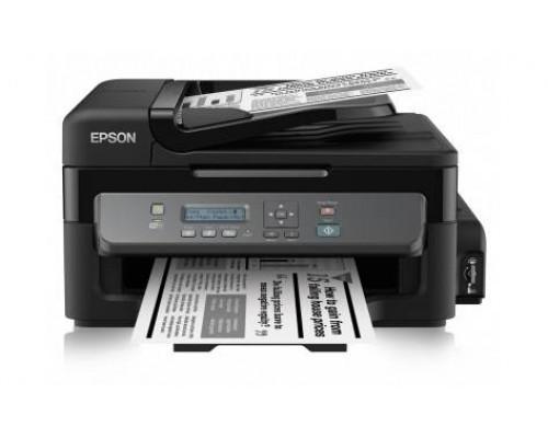 Фабрика Печати Epson M205, А4, ч/б, копир/принтер/сканер, ADF, USB, WiFi