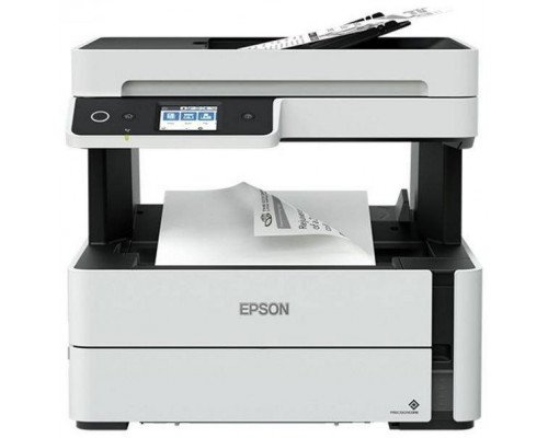 Фабрика Печати Epson M3170 принтер/сканер/копир/факс, А4, 39 стр./мин, Ethernet; Wi-Fi