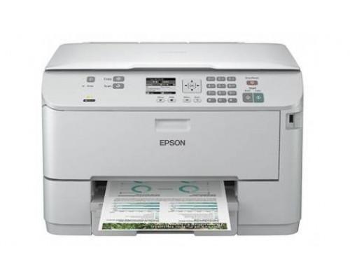 МФУ струйный 4 цв. Epson WorkForce Pro WP-4515DN, А4, копир/принтер/сканер, Duplex, Ethernet, USB