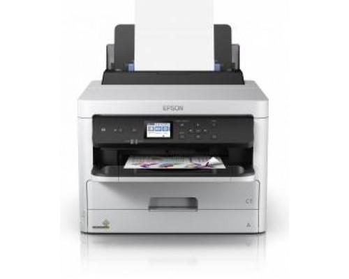 Принтер Epson WorkForce Pro WF-C5290DW, струйный, 4 цв.,А4, лоток 330л, ADF,Dupl,Etht,USB,WiFi