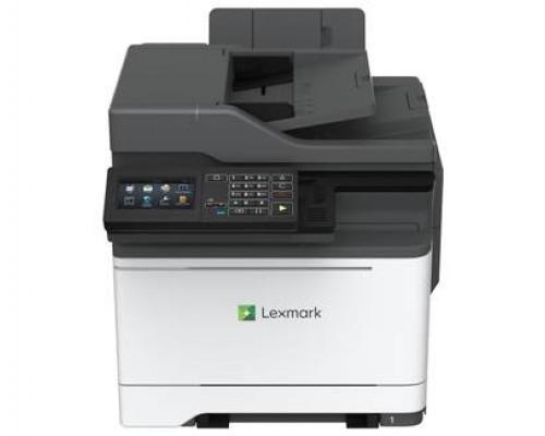 МФУ Lexmark CX522ade Лазерное цветное (A4, 1200*1200dpi, 33 стр/мин, дуплекс, цв.сканер, цв.копир, цв.факс, сеть, 2048MБ)