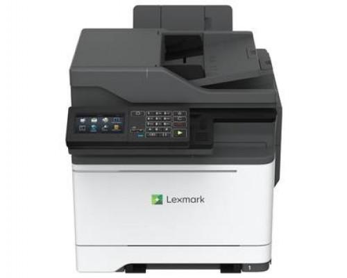 МФУ Lexmark CX622ade Лазерное цветное (A4, 1200*1200dpi, 38 стр/мин, дуплекс, цв.сканер, цв.копир, цв.факс, сеть, 2048MБ)