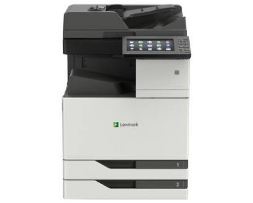 МФУ Lexmark CX921de Лазерное цветное ( A4, 1200*1200dpi, 35 стр/мин, дуплекс, сканер, копир, факс, сеть, 2048MБ)