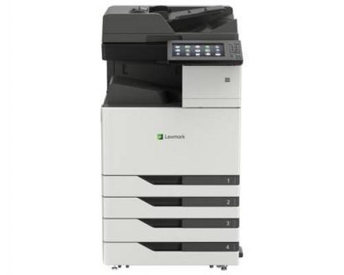 МФУ Lexmark CX923dte Лазерное цветное (A4, 1200*1200dpi, 55 стр/мин, дуплекс, сканер, копир, факс, сеть, 2048MБ)