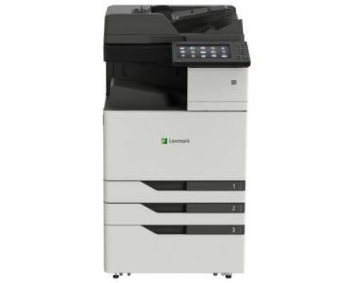 МФУ Lexmark CX923dxe Лазерное цветное (A4, 1200*1200dpi, 55 стр/мин, дуплекс, сканер, копир, факс, сеть, 2048MБ)