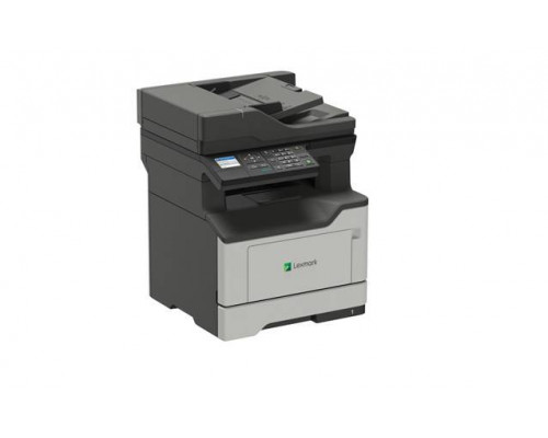 МФУ Lexmark MB2338adw Лазерное монохромное (A4, 36 стр/мин, дуплекс, цвет.сканер, копир, факс, сеть, wi-fi, 1024MБ)