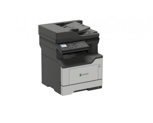 МФУ Lexmark MB2442adwe Лазерное монохромное (A4, 40 стр/мин, дуплекс, цвет.сканер, копир, факс, сеть, wi-fi, 1024MБ)