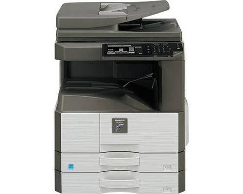 МФУ SHARP MXM266NVE A3/A3, 2x500, SRU, Ручной лоток  на 100 листов, Копир, Сетевой PCL-принтер, Сетевой Цветной Сканер, Дуплекс, RSPF