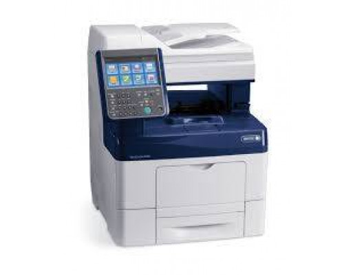МФУ цветное  XEROX WorkCentre 6655DN (принтер/копир/сканер/факс,PCL 5/6, PS3, DADF, USB, Eth, Duplex )