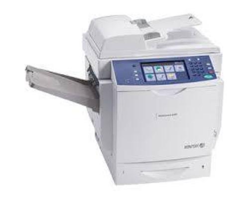 Многофункциональное цветное лазерное устройство XEROX WorkCentre 6400X (принтер/сканер/копир/факс, Duplex, USB,Gigabit Eth)