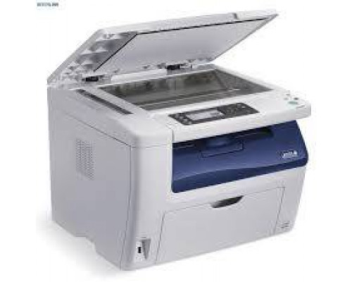 Многофункциональное цветное устройство XEROX WorkCentre 6025BI А4 (принтер/копир/сканер/USB, Wi-Fi)
