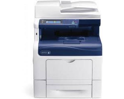 Многофункциональное цветное устройство XEROX WorkCentre 6605N А4 (принтер/копир/сканер/факс PS3,DADF,USB,Eth) Замена C405V_N