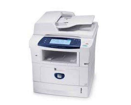 Многофункциональное лазерное устройство XEROX Phaser 3635 MFP/S  (принтер/сканер/копир, Duplex, USB)