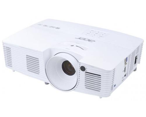 Проектор Acer H6517ABD (DLP, 1080p 1920x1080, 3200Lm, 20000:1, HDMI, 1x3W speaker, 3D Ready, lamp 10000hrs, WHITE, 2.5kg)