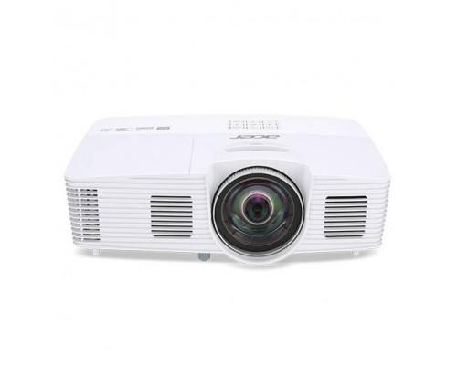 Проектор Acer H6517ST (DLP, 1080p 1920x1080, 3000Lm, 10000:1, HDMI, MHL, 1x2W speaker, 3D Ready, lamp 8000hrs, short-throw, WHITE, 2.5kg)