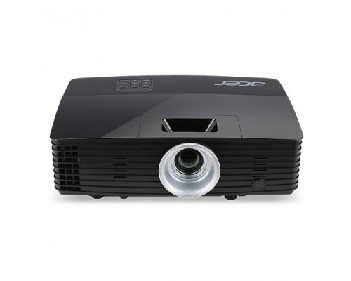 Проектор Acer P1385W (DLP, WXGA 1280x800, 3200Lm, 20000:1, HDMI, MHL, 1x10W speaker, 3D Ready, lamp 10000hrs, Black, 2.2kg)