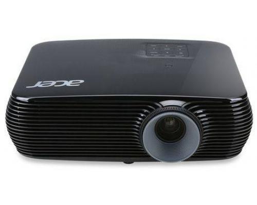 Проектор Acer X1226H (DLP, XGA 1024x768, 4000Lm, 20000:1, HDMI, MHL, 1x3W speaker, 3D Ready, lamp 15000hrs, 2.65kg)
