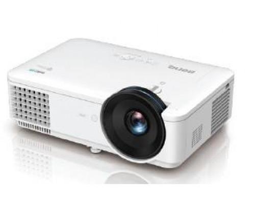 Проектор BENQ LH720 (DLP, 1080p 1920x1080, 4000Lm, 100000:1, +2xНDMI, MHL, LAN, 1x10W speaker, 3D Ready, led 20000hrs, WHITE, 5.60kg)