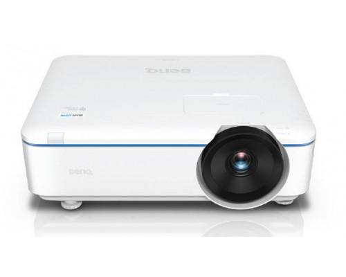 Проектор BENQ LU950 (DLP, WUXGA 1920x1200, 5000Lm, 3000000:1, +3xНDMI, LAN, 1x10W speaker, 3D Ready, led 20000hrs, WHITE, 9.40kg)