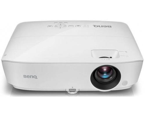 Проектор BENQ MH534 (DLP, 1080p 1920x1080, 3300Lm, 15000:1, 2xHDMI, 1x2W speaker, 3D Ready, lamp 10000hrs, WHITE, 2.42kg)