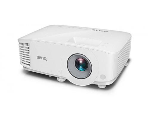 Проектор BENQ MH606 (DLP, 1080p, 1920x1080, 3600Lm, 20000:1, +2xНDMI, MHL, 1x2W speaker, 3D Ready, lamp 15000hrs, WHITE, 2.30kg)
