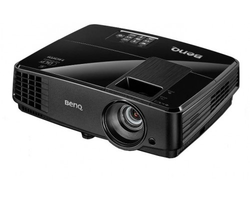 Проектор BENQ MS506 (DLP, SVGA 800x600, 3200Lm, 13000:1, 1x2W speaker, lamp 10000hrs, BLACK, 1.8kg)