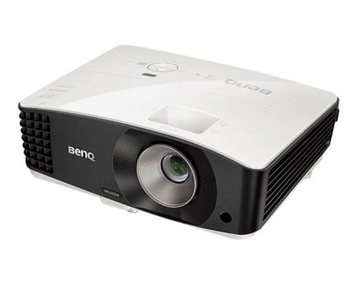 Проектор BENQ MU706 (DLP, WUXGA 1920x1200, 4000Lm, 12000:1, HDMIx2, MHL, Short throw ,1x2W speaker, 3D Ready, lamp 7500hrs, WHITE, 3.3kg)
