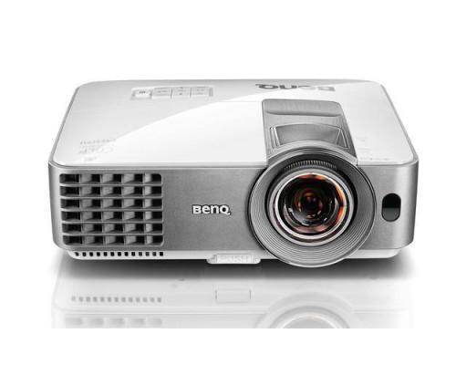 Проектор BENQ MW632ST (DLP, WXGA 1280x800, 3200Lm, 13000:1, HDMI, MHL, 1x10W speaker, 3D Ready, lamp 10000hrs, short-throw, WHITE, 2.6kg)