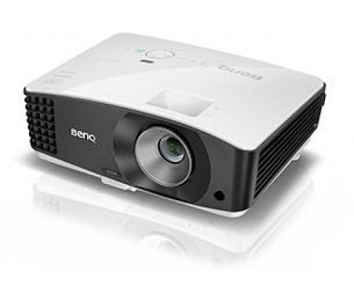 Проектор BENQ MW705 (DLP, WXGA 1280x800, 4000Lm, 13000:1, HDMI, MHL, 1x2W speaker, 3D Ready, lamp 7500hrs, WHITE, 3.0kg)