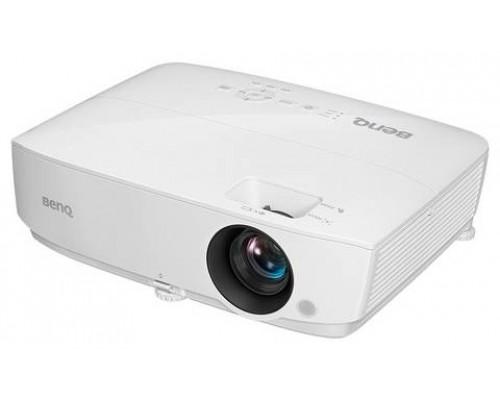 Проектор BENQ MX532 (DLP, XGA 1024x768, 3300Lm, 15000:1, 2xHDMI, 1x2W speaker, 3D Ready, lamp 10000hrs, WHITE, 2.38kg)