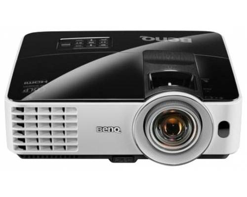 Проектор BENQ MX631ST (DLP, XGA 1024x768, 3200Lm, 13000:1, HDMI, MHL, 1x10W speaker, 3D Ready, lamp 10000hrs, short-throw, 2.6kg)
