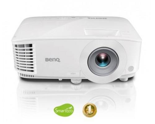 Проектор BENQ MX731 (DLP, XGA 1024x768, 4000Lm, 20000:1, +2xНDMI, MHL, +2xUSB, LAN, 1x10W speaker, 3D Ready, lamp 15000hrs, WHITE, 2.50kg)